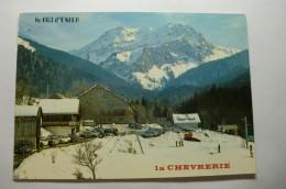 D 74 - Bellevaux La Chevrerie - Et Le Roc D'enfer - Bellevaux