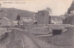 SALM-CHÂTEAU - Route De Comté - Vielsalm