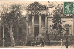 -66- PERPIGNAN Palais De Justice Animée TTBE - Perpignan