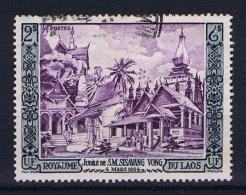 Laos: Mi Nr 40 Used - Laos