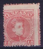 Spain: Ed 251 Mi Nr 219 Not Used (*) SG  1902 - Ungebraucht