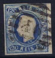 Portugal: Mi Nr 24  Used - 1862-1884 : D.Luiz I
