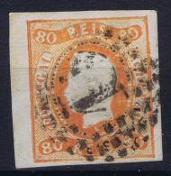 Portugal: Mi Nr 22  Used 1866 - 1862-1884 : D.Luiz I
