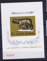 Romania: Block Nr 122  MNH/**/postfrisch/neuf Sans Charniere   1975 - Blocs-feuillets