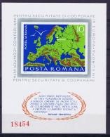 Romania: Block Nr 125  MNH/**/postfrisch/neuf Sans Charniere   1975 - Blocs-feuillets