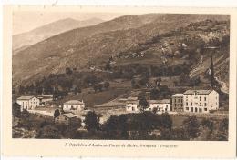 ANDORRE . REPUBLIQUE D´ ANDORRA Moles Frontera  Neuve TTBE - Andorre