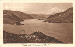 LA TREMEZZINA VISTA DA REGOLEDO (CO) - C/E - F/P - V: 1932 - Como