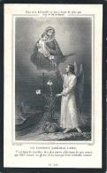 LUTTINO: - JULES.EUGENE POUWELS - MORTA NEL 1894 ALL'ETA' DI 4 ANNI - ED. CH. LETAILLE - PL 351 - Religione & Esoterismo
