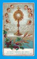 COMUNIONE PASQUALE - VIGANELLA (VB) - 1896 - Mm. 66 X108 - Religion & Esotérisme