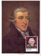 GRENADA GRENADINES   A. SCHINDLER  MAXIMUN POST CARD   (AGO160155) - Politieke En Militaire Mannen