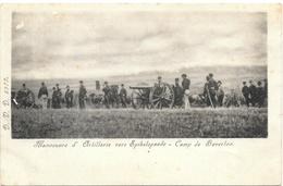 Camp De Beverloo NA3: Manoeuvre D'Artillerie Vers Spikelpaede - Leopoldsburg (Camp De Beverloo)
