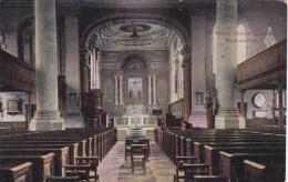 NORTHAMPTON -  ALL SAINTS CHURCH INTERIOR - Northamptonshire