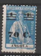 PORTUGAL  ANGOLA  ,N° 234 - Angola