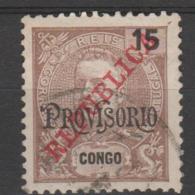 PORTUGAL  CONGO ,N°42 - Africa Portuguesa