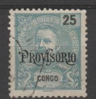 PORTUGAL  CONGO ,N°44 - Africa Portuguesa