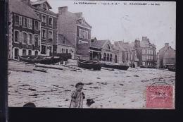 GRANDCAMP LA CALE - France
