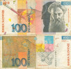 Banknote 100 Tolar Slowenien Slovenija Slovenia Note Sto Tolarjev Geldschein SIT Geldschein Papiergeld Paper Money - Slowenien