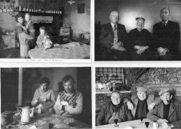 "LOT DE 9 CARTES  ""ROLLAND BOUEXEL "" MORBIHAN 56  L´AVENTURE CARTO - Postcards"