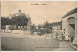 GUERVILLE - La Mairie - Guerville