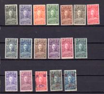 Henri Morton Stanley, 135 / 149*, Cote 39 €, - Belgisch-Kongo