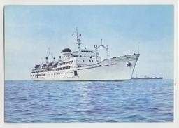 Societa Di Navigazione Tirrenia Napoli - MN Torres #Cartolina #Nave - Steamers