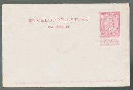 """EL05 Enveloppe-lettre 2a Neuve, Avec Point Après """"worden"""" - Ganzsachen"""