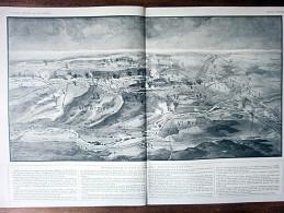 CARTE PLAN DEUXIEME BATAILLE DE L'AISNE 1917 - Documentos Históricos