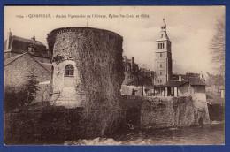 29 QUIMPERLE Ancien Pigeonnier De L'Abbaye, église Ste Croix Et L'Ellé - Quimperlé