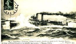 AC 127 /    C P A  -   TORPILLEURA TURBINES - Warships