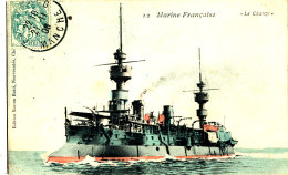 AC 142 /    C P A  - MARINE FRANCAISE   LE CHANZY - Warships