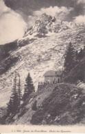 G , Cp , 74 , CHAMONIX-MONT-BLANC , Glacier Du Mont-Blanc , Chalet Des Pyramides - Chamonix-Mont-Blanc