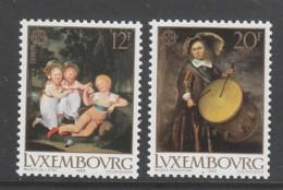 PAIRE NEUVE DU LUXEMBOURG - EUROPA 1989 : JEUX D´ENFANTS N° Y&T 1169/1170 - 1989