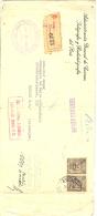 Pérou Lettre Avion 1930 - Sonstige