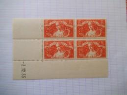 AU PROFIT DES CHOMEURS INTELLECTUELS L'ART ET LA PENSEE 50c+2 COIN DATE 3.12.35 - 1930-1939