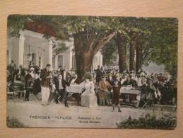 Trencsen -Teplicz, Trentschin-Teplitz, Trenčianske Teplice / Slovakia 1911 - Slovakia