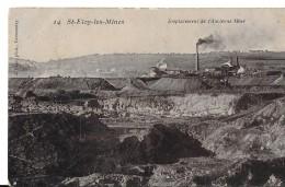Saint Eloy  Emplacement De L Ancienne Mine - Otros Municipios