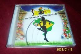 LES HYMNES DE LA COUPE DU MONDE  ° 32 HYMNES DE FETE PAR LES BRESILIAN BRASS BAND  °CD  NEUF - Musiques Du Monde