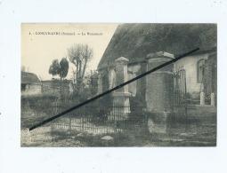 CPA -  Longvillers  -   Le Monument - Autres Communes