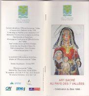 Art Sacré Au Pays Des 7 Vallées - Hesdin - Art