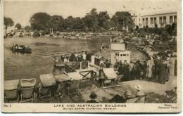 EXHIBITION - 24/5 EMPIRE - LAKE AND AUSTRALIAN BUILDINGS  Ex65 - Exhibitions