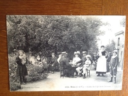 Bruz Jardin Du Café De La Terrasse - Autres Communes