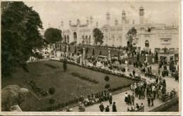 EXHIBITION - 24/5 EMPIRE - THE GARDENS AND INDIA PAVILION - SLOGAN POSTMARK Ex68 - Exhibitions