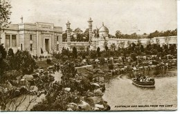EXHIBITION - 24/5 EMPIRE -  AUSTRALIA AND MALAYA FROM THE LAKE Ex83 - Exhibitions