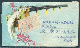 1958 China Registered Cover Canton - Peking