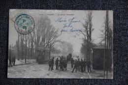 LORIENT - Le Cours Chazelles. - Lorient