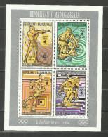 Madagascar N°1391A à 1391D Neufs** Cote 10.50 Euros - Madagascar (1960-...)