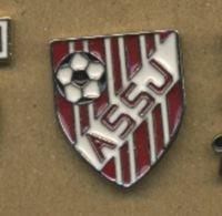 F# - PIN´S:  ASSJ - Football