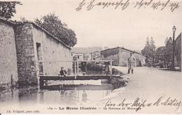 AK La Meuse Illustrée - Le Ruisseau De La Marsoupe - Feldpost - 1914  (24848) - Saint Mihiel