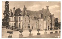 CHATEAU DE BAILLOU   Cartolina - Altri Comuni