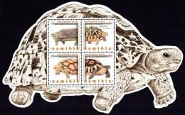 Namibia - 2016 Tortoises MS (**) - Turtles